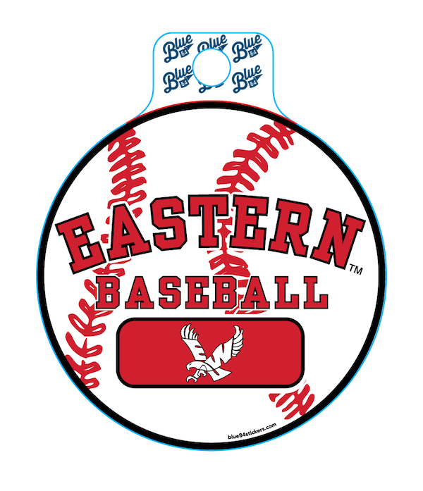 Cover Image For BASEBALL DECAL