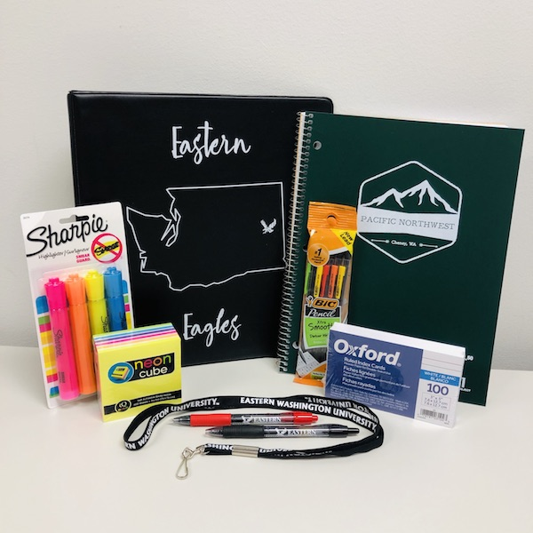 Cover Image For EWU PNW SUPPLY KIT